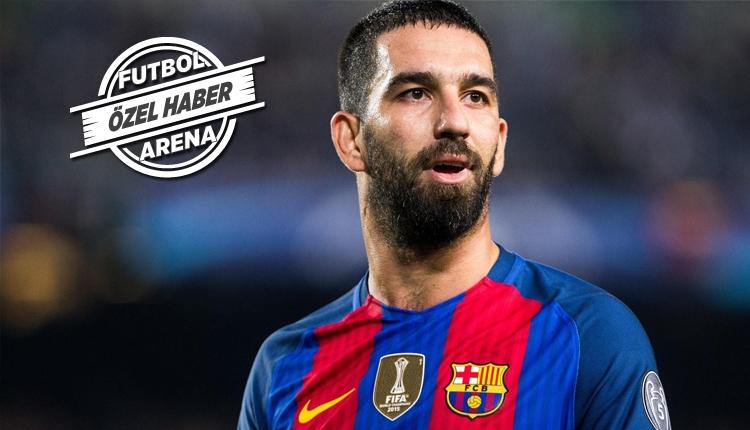 Galatasaray'da Arda Turan transferi için sürpriz plan