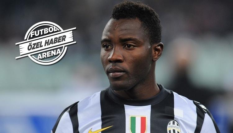 Galatasaray'da Asamoah transferine Juventus engeli
