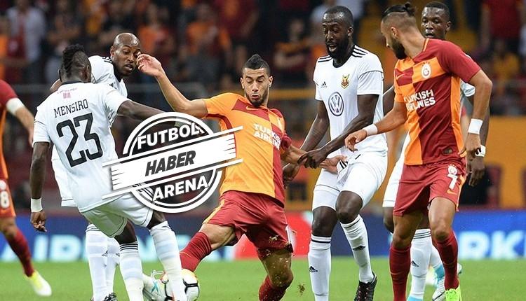 Galatasaray'da Belhanda'dan büyük risk