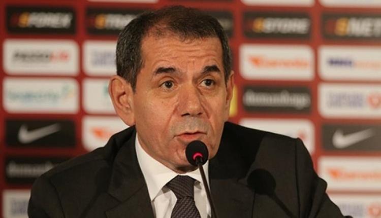 Galatasaray'da Dursun Özbek'ten transfer açıklamaları