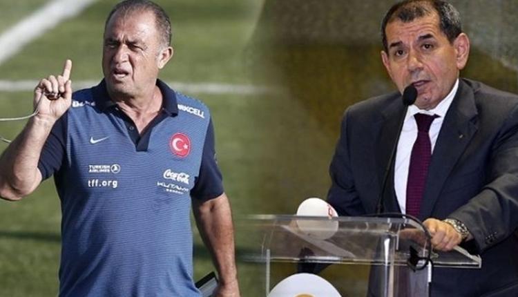 Galatasaray'da Dursun Özbek ve Fatih Terim'in yolları Bodrum'da kesişti