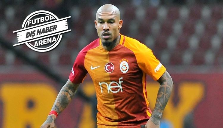 Galatasaray'da Edgar Davids, Nigel de Jong transferini açıkladı