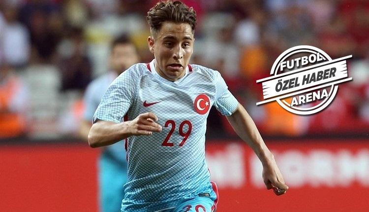Galatasaray'da Emre Mor için transfer kararı
