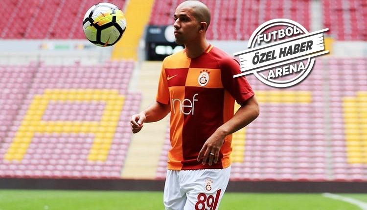Galatasaray'da Feghouli kararının perde arkası