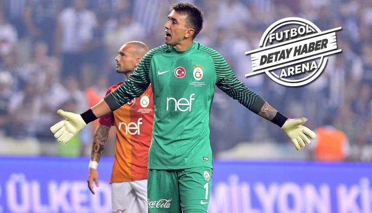 Galatasaray'da Fernando Muslera'dan yepyeni başlangıç
