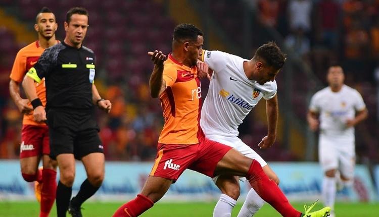 Galatasaray'da Fernando: 'Taraftarın büyüklüğünü sahada anladım'