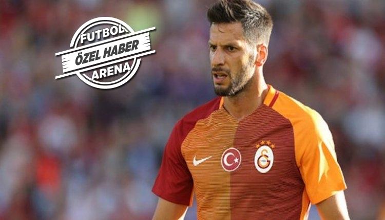 Galatasaray'da Hakan Balta'nın şaşırtan talebi
