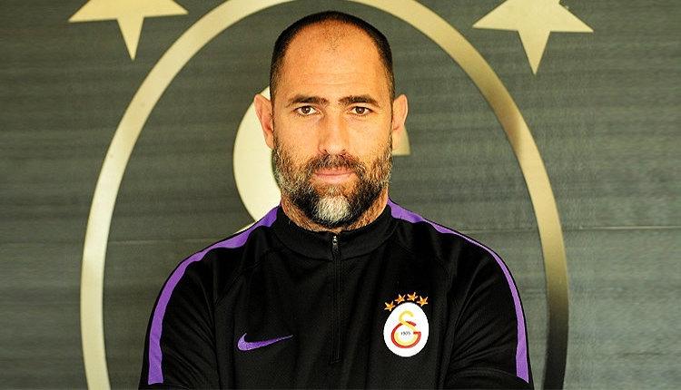 Galatasaray'da Igor Tudor: ''Taraftarımızı çok üzdüm''