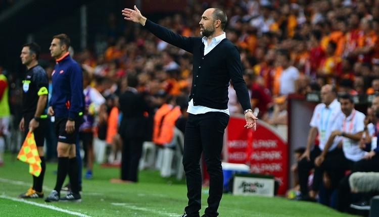 Galatasaray'da İgor Tudor verdiği sözü tuttu
