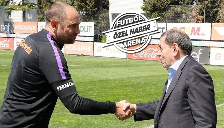 Galatasaray'da Igor Tudor'dan Dursun Özbek'e teşekkür...
