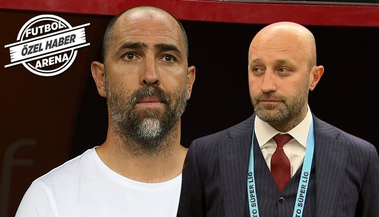 Galatasaray'da Igor Tudor'dan Ndiaye ve Fernando iddiası