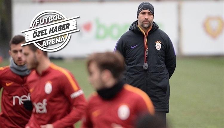 Galatasaray'da Igor Tudor'dan sürpriz karar