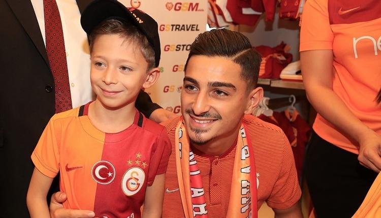 Galatasaray'da Koray Günter'den taraftarlara çağrı