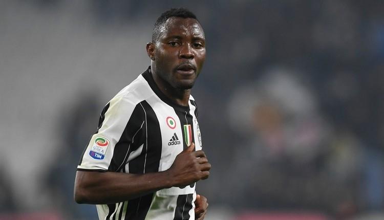 Galatasaray'da Kwadwo Asamoah transferi bitmek üzere