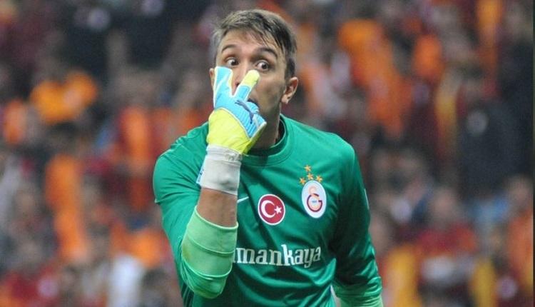 Galatasaray'da Muslera, Kayserispor maçında 7 yıl sonra ilki yaşadı