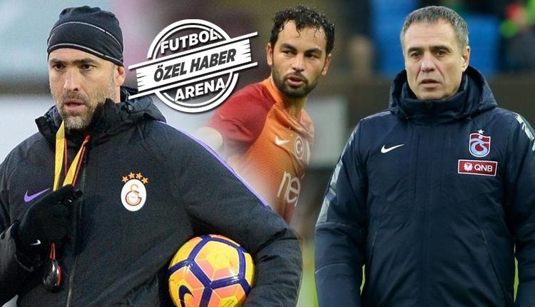 Galatasaray'da Selçuk İnan ayrılıyor mu? Yanıtı...
