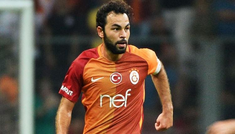 Galatasaray'da Selçuk İnan ısınmaya çıkamadı