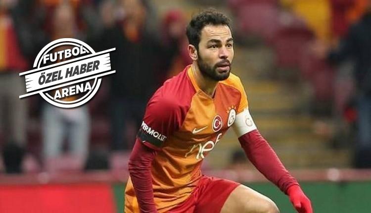 Galatasaray'da Selçuk İnan Trabzonspor'a mı gidiyor?