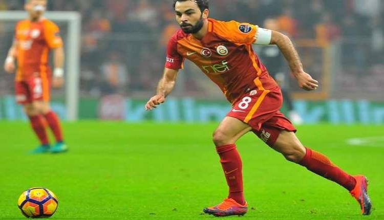 Galatasaray'da Selçuk İnan'dan kaptanlık pazubandı tepkisi