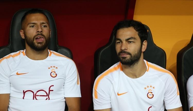 Galatasaray'da Selçuk İnan'dan Trabzonspor transfer açıklaması