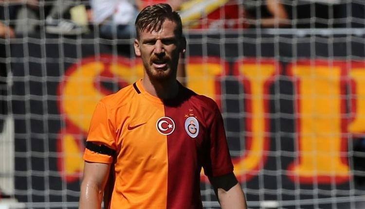 Galatasaray'da Serdar Aziz'in sarı kart istikrarı