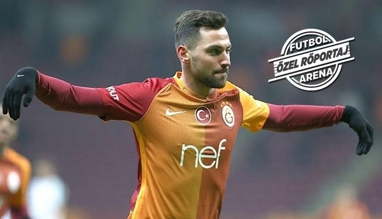Galatasaray'da Sinan Gümüş neden ayrıldı?