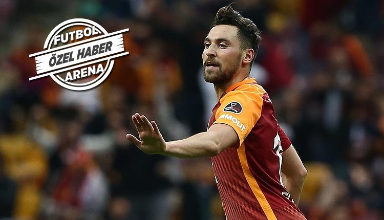 Galatasaray'da Sinan Gümüş'ün durumu belli oluyor