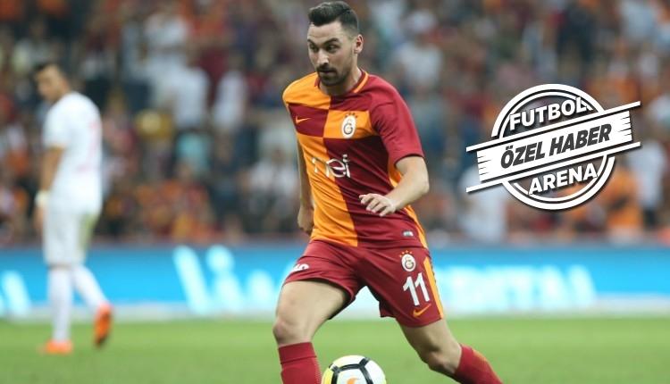 Galatasaray'da Sinan Gümüş'ün transfer kararı