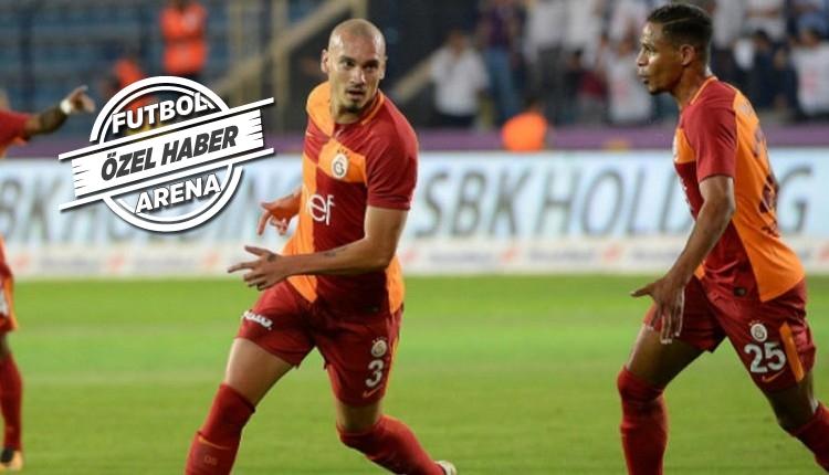 Galatasaray'da stoper transferi rafa kaldırıldı