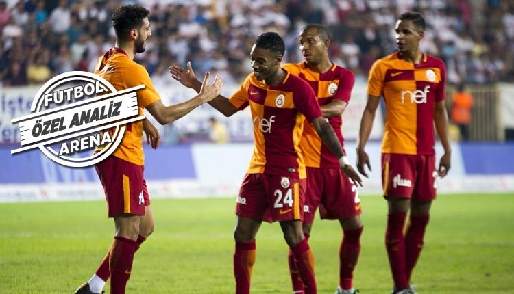 Galatasaray'da Tolga Ciğerci Osmanlı maçında nasıl oynadı?