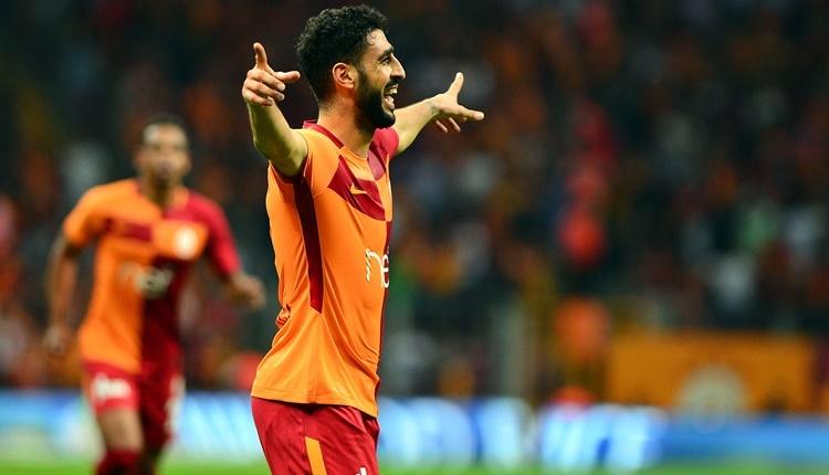 Galatasaray'da Tolga Ciğerci'nin sırrı ortaya çıktı!