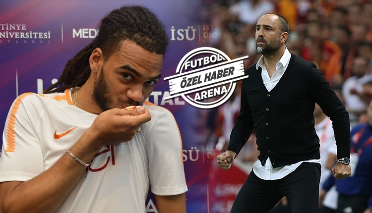 Galatasaray'da Tudor'dan Denayer'e tam not