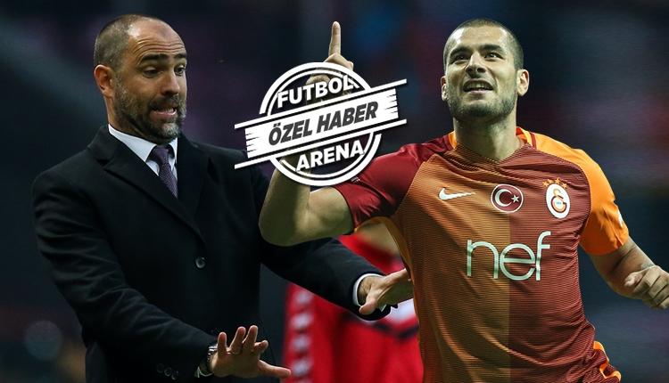 Galatasaray'da Tudor'dan Eren Derdiyok kararı