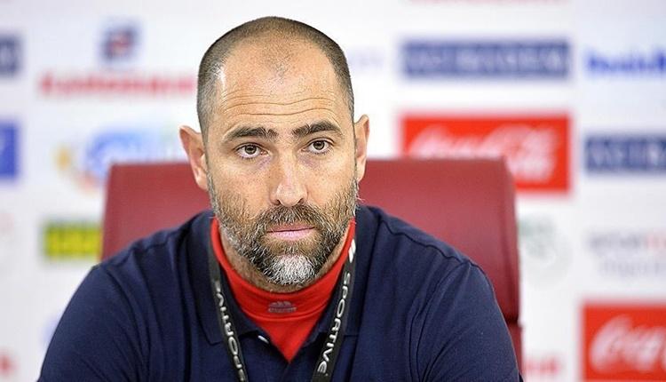 Galatasaray'da Tudor'dan transfer mesajı!