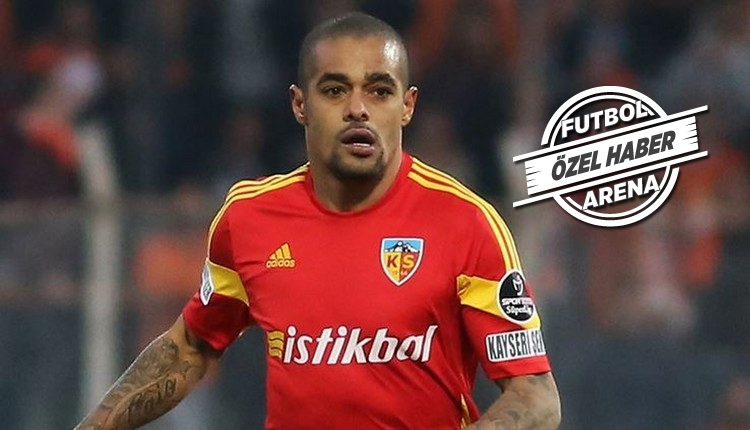 Galatasaray'da Welliton imzaya hazır