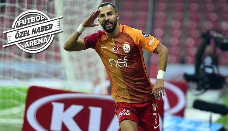 Galatasaray'da Yasin Öztekin'in sözleşmesinde flaş gelişme