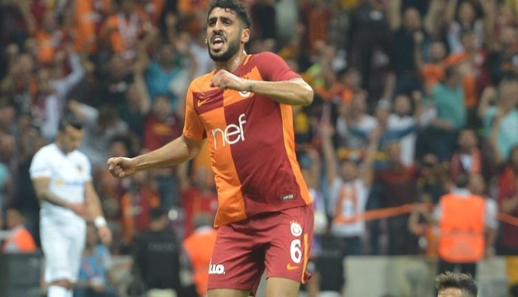 Galatasaray'da yeni sezonun ilk golü geldi!
