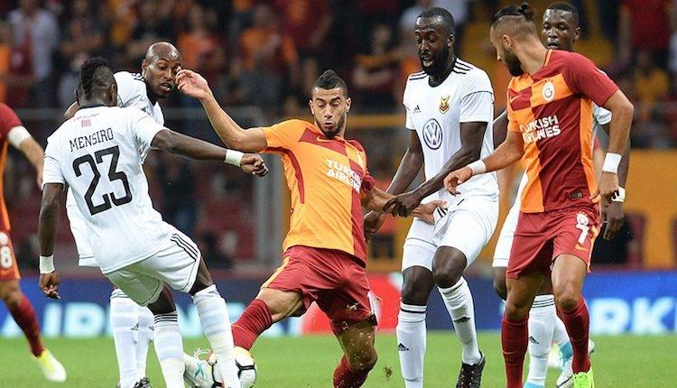 Galatasaray'da Younes Belhanda: ''10 numara baskısı..''