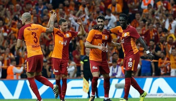 Galatasaray'dan 8 yıl sonra bir ilk