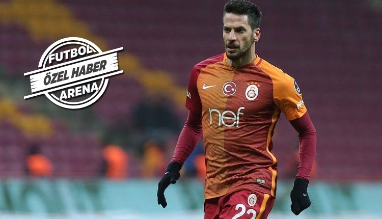 Galatasaray'dan Hakan Balta'ya yeni teklif