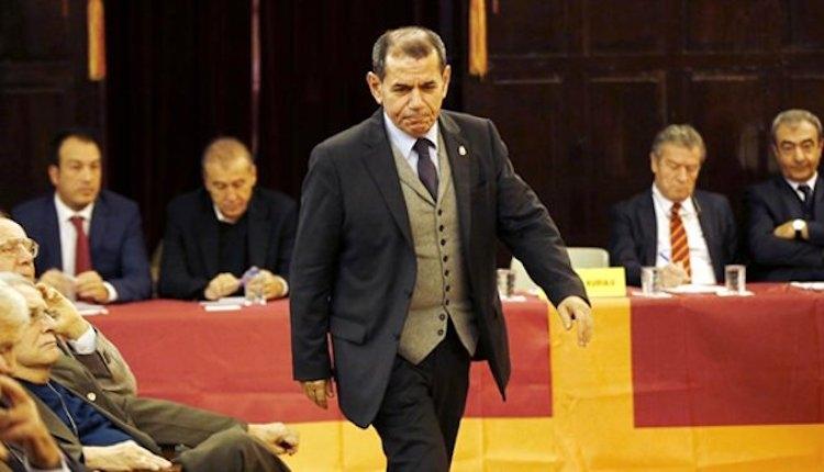 Galatasaray'dan olağanüstü Divan Kurulu toplantısı