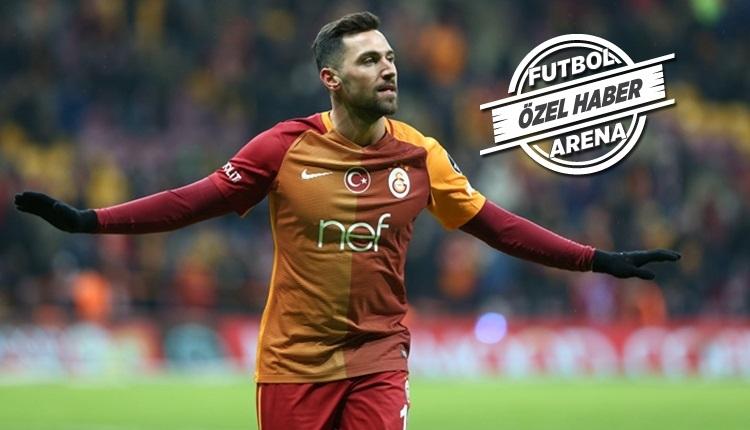 Galatasaray'dan Sinan Gümüş ve Hamburg transferi açıklaması