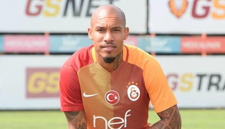 Galatasaray'ın gözden çıkardığı Nigel de Jong, ABD yolunda