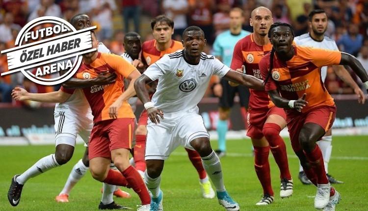 Galatasaray'ın Hertha Berlin maçı ilk 11'i