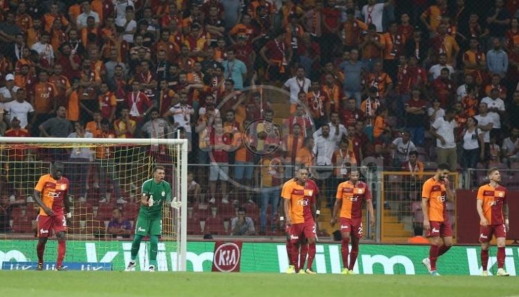 Galatasaray'ın Kayserispor maçında duran top kabusu sürdü