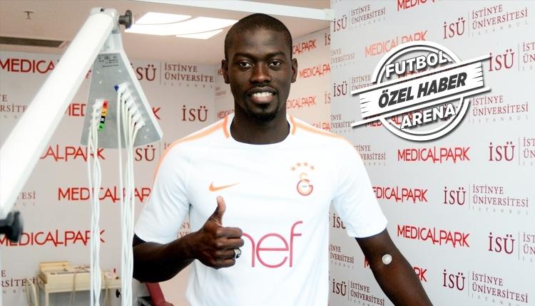 Galatasaray'ın yeni transferi Badou Ndiaye kampa katılıyor