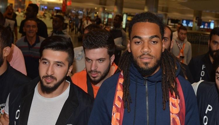 Galatasaray'ın yeni transferi Denayer'e İstanbul'da büyük sürpriz (İZLE)