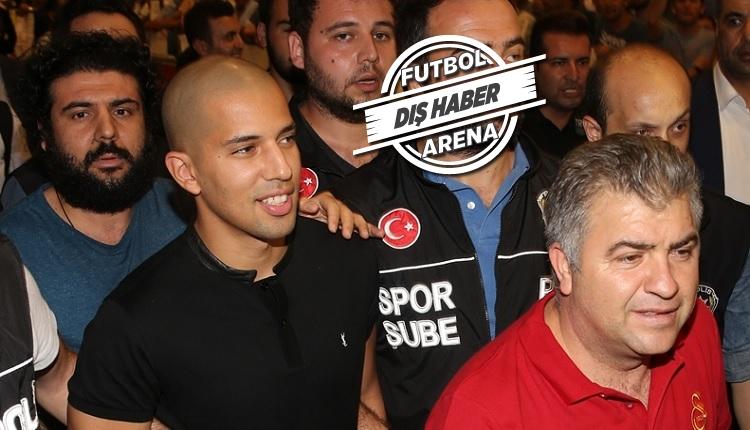 Galatasaray'ın yeni transferi Feghouli'den çok özel itiraflar