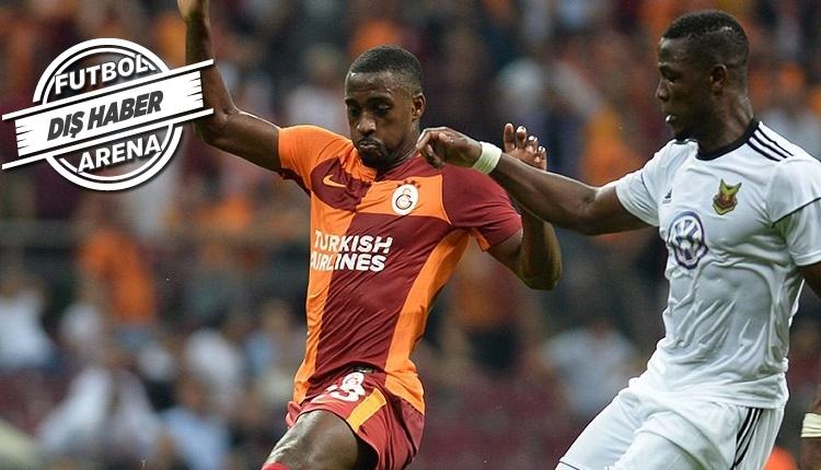 Galatasaraylı Carole'un menajerinden Sevilla açıklaması!