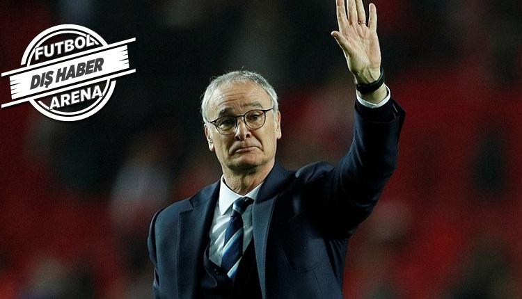 Galatasaraylı eski futbolcu Sneijder için Ranieri'den itiraf